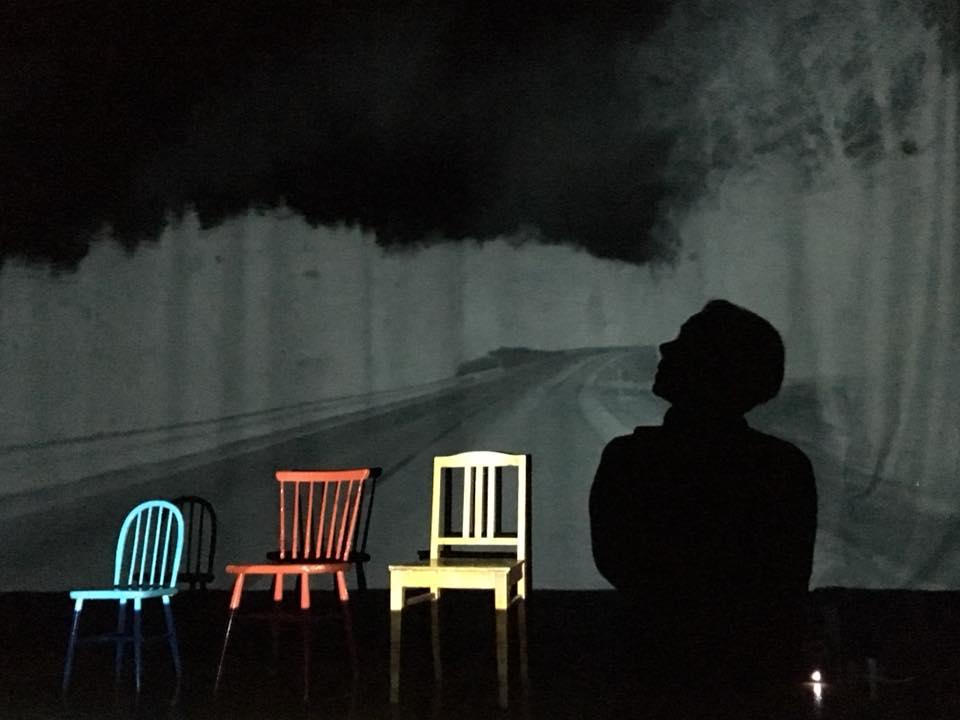 Samtal om scenkonst på unika platser