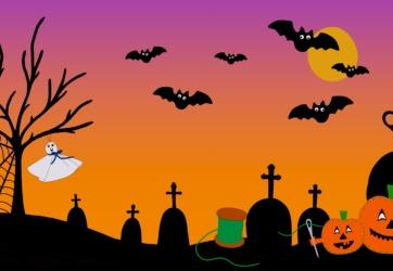 Pop-up workshop med Halloween tema!