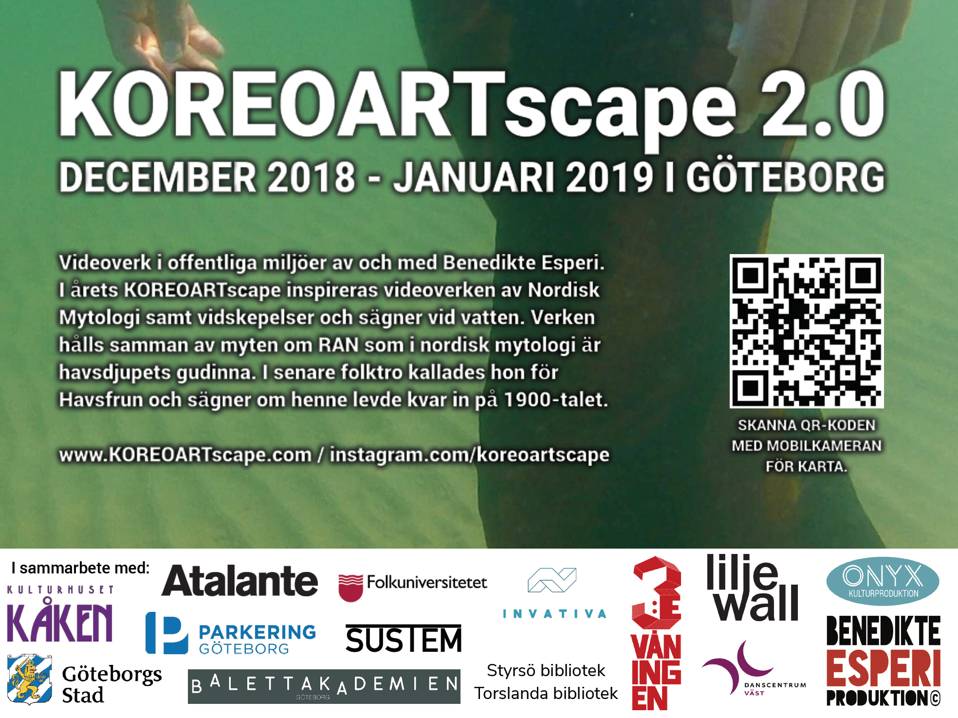 KOREOARTscape 2.0